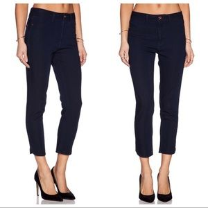 DL1961 Bardot High Rise Crop Jeans